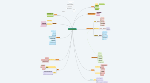 Mind Map: Nutrición y Alimentación