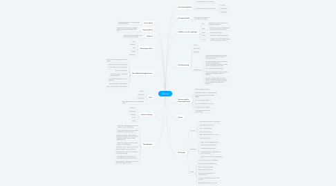 Mind Map: Beleving
