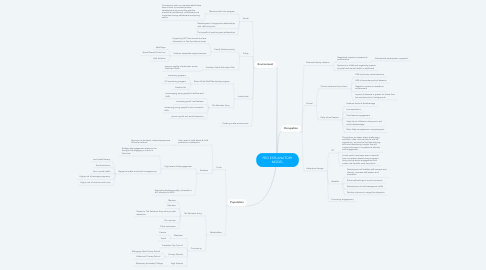 Mind Map: Main Factors and Impacts