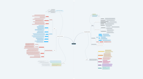 Mind Map: CHAPTERS 2 + 3