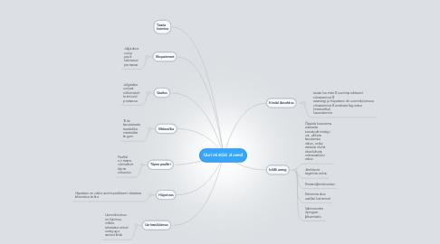 Mind Map: Uurimistöö alused