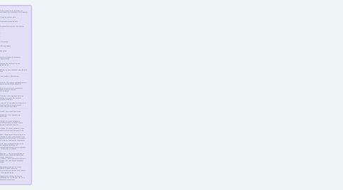 Mind Map: Stratégies et Styles d´apprentissage