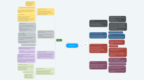 Mind Map: Perspective