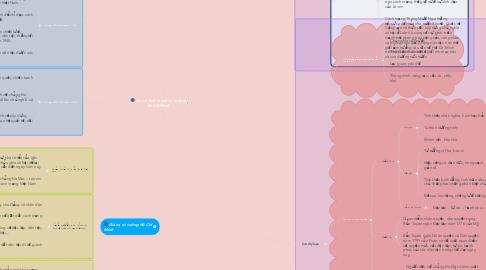 Mind Map: Cơ sở hình thành tư tưởng Hồ Chí Minh