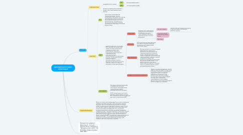 Mind Map: Дослідження в галузі нейронауки