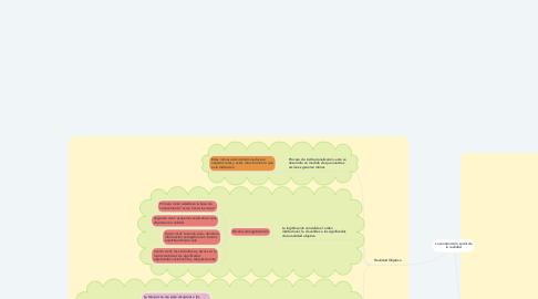 Mind Map: La construcción social de la realidad