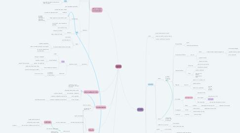 Mind Map: sujeito