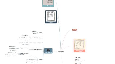 Mind Map: Erwerbsschaden