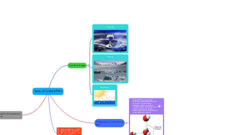 Mind Map: Agua, pH y electrólitos