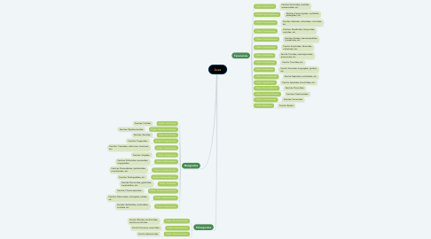 Mind Map: Aves