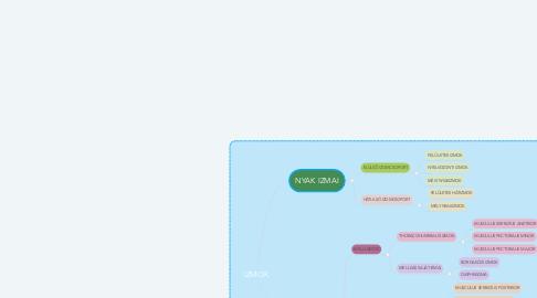 Mind Map: IZMOK