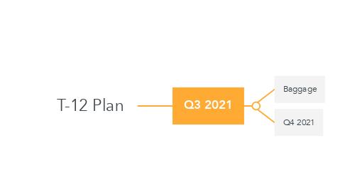 Mind Map: T-12 Plan