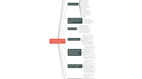 Mind Map: Fundamentos Semiológicos de Enfermagem.
