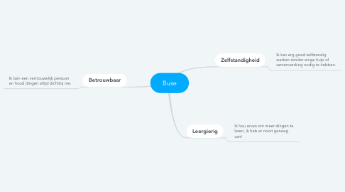 Mind Map: Buse