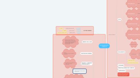 Mind Map: ORDENAMIENTO JURIDICO