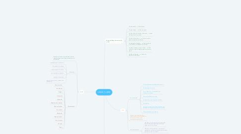 Mind Map: LIDER Y JEFE