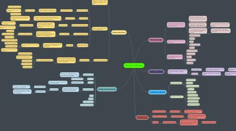Mind Map: Teorías de Liderazgo