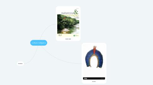 Mind Map: cultura indigena