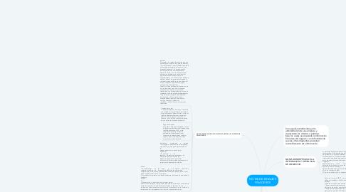 Mind Map: NOTAS DE ESTADOS FINACIEROS
