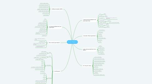 Mind Map: Запуск Проекта
