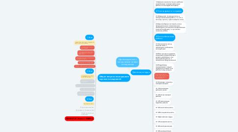 Mind Map: Организационные и методические основы исследования