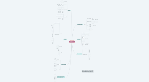 Mind Map: CARME VILA
