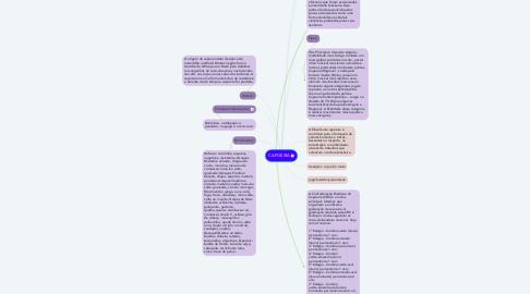 Mind Map: CAPOEIRA