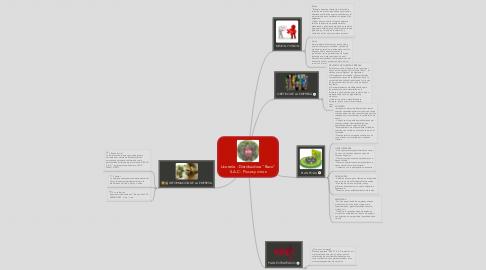"""Mind Map: Licorería - Distribuidora """"Baco""""S.A.C - Piscos y vinos"""