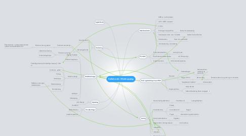 Mind Map: Digital portfolio
