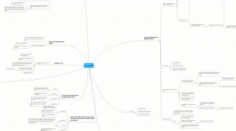 Mind Map: jeecamp09