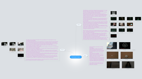Mind Map: Past Student Trailers