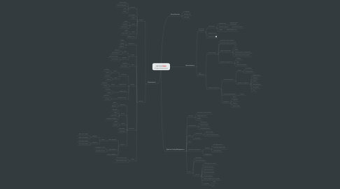 Mind Map: IT Support Business Services