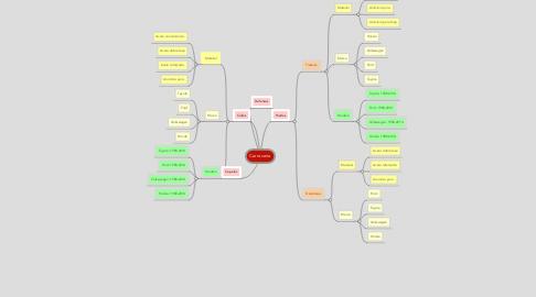 Mind Map: Carroceria