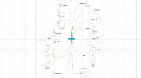 Mind Map: Önkormányzati menedzsmentmodell
