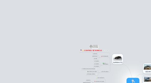 Mind Map: AUTOMOTORES