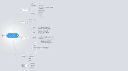 Mind Map: Definición_DI_María Isabel_Mazariegos