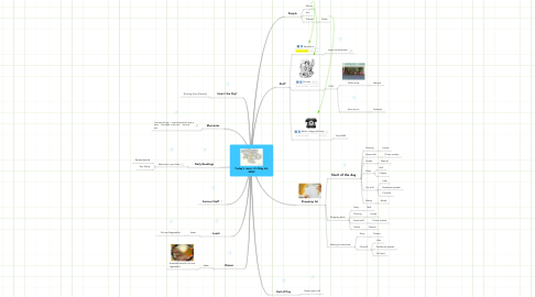 Mind Map: Today's mess: it's May 26, 2009