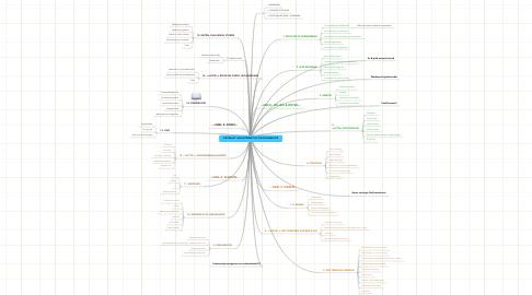 Mind Map: DE IMPACT VAN INTERNET OP DE ORGANISATIE