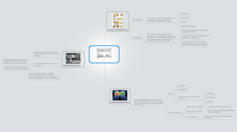 Mind Map: FUENTES DEL CURRICULUM
