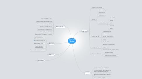 Mind Map: EDUCATT DSU@E
