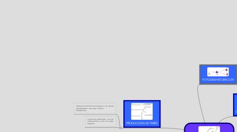 Mind Map: INTERACCIONES DE LOS RAYOS X Y LA MATERIA