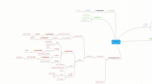 Mind Map: TUTORAT