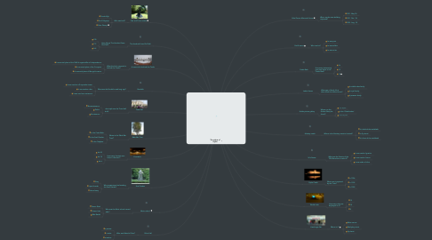 Mind Map: The sights of Gyula
