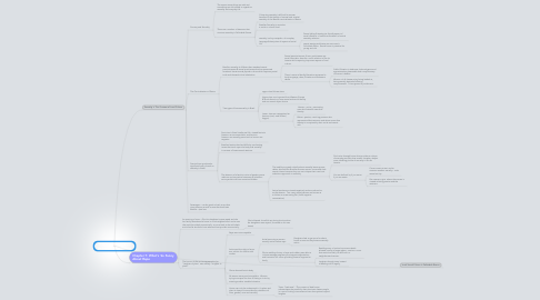 Mind Map: Chapter 6: Partial Truths,or the Carnivalization of Desire
