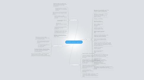 Mind Map: Työpaikalla tapahtuva oppiminen