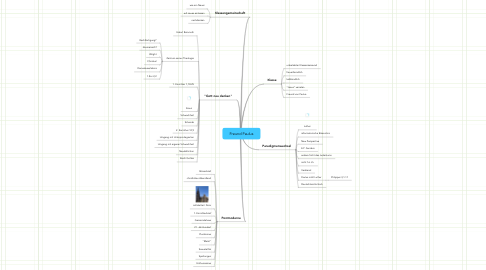 Mind Map: Freund Paulus