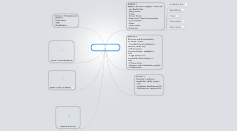 Mind Map: Smart Net Studio