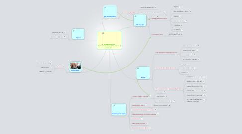 """Mind Map: """"Информационная безопасность при работе в сети интернет"""""""