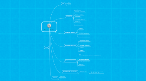 Mind Map: Project and ideas