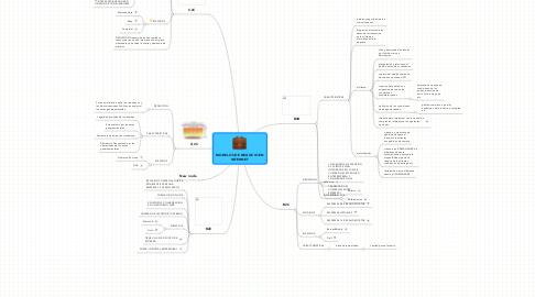 Mind Map: MODELOS DE NEGOCIO EN INTERNET